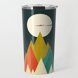 Life is a travel Travel Mug