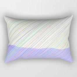 Sleet Hills Rectangular Pillow