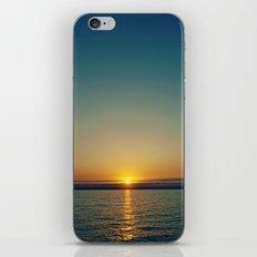 sunset . ii iPhone & iPod Skin