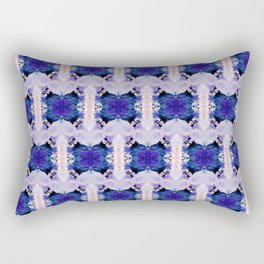 If You Please (Abstract Painting) Rectangular Pillow