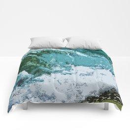 Cool Splash Juul Art Comforters