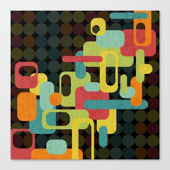 Talkin Bout My Generation Canvas Print