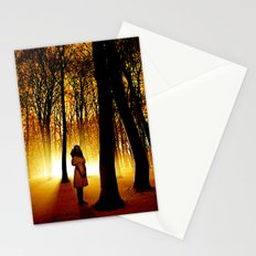 Ghost Story Stationery Cards