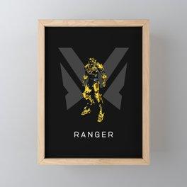 Ranger Framed Mini Art Print