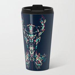 Space Viking Travel Mug
