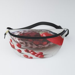 Food red pepper Still life Fanny Pack