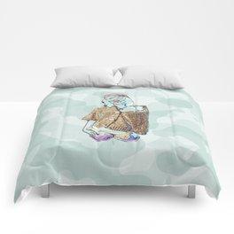 Zoe. Comforters