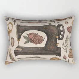 Sewing Collection Rectangular Pillow