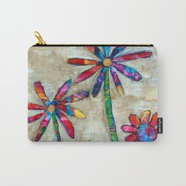 Bloom Trees Carry-All Pouch