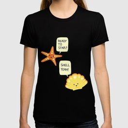 Motivational Beach! T-shirt