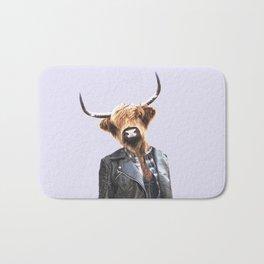 Cow Girl Bath Mat