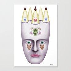 Skulls 2 Canvas Print