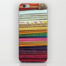 indian sarees iPhone & iPod Skin