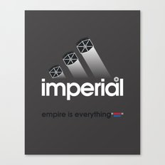 Brand Wars: Imperial Canvas Print