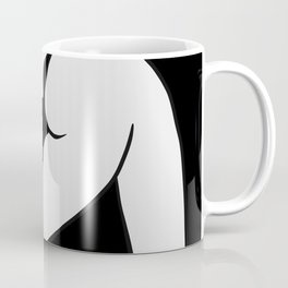 Picasso - Black and White #1 Coffee Mug