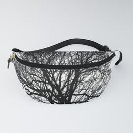 Tree Silhouette Fanny Pack