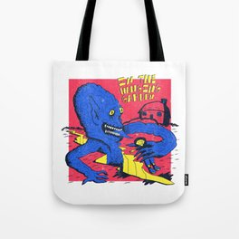 The Gate X Cure Tote Bag