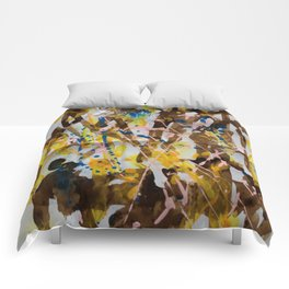 Abstract casting motive I Comforters