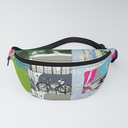 Downtown Living Fanny Pack