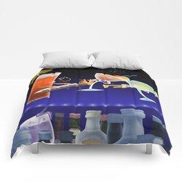 jazz & cheers Comforters