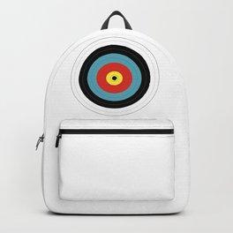 Bulls Eye Backpack
