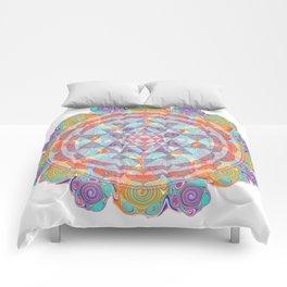 Serendipity Sri yantra Comforters