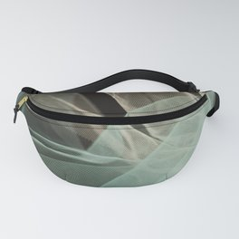 Abstract veil background Fanny Pack