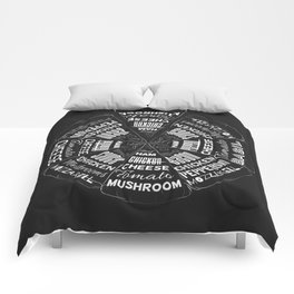 Choose a Slice Comforters