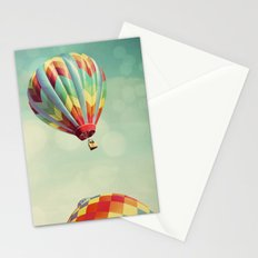 Perfect Dream - Hot Air Balloons Stationery Cards