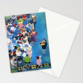 Sales. Stationery Cards