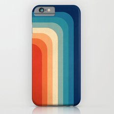 Retro 70s Color Palette III iPhone 6s Slim Case