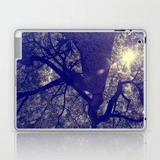 View from below Laptop & iPad Skin