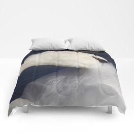 Swan Shyness Comforters