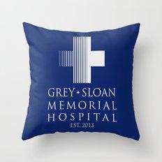 GSMH 2013 Throw Pillow
