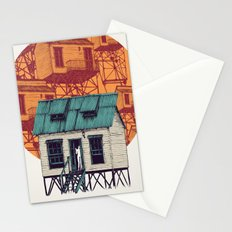 Going Down Stationery Cards