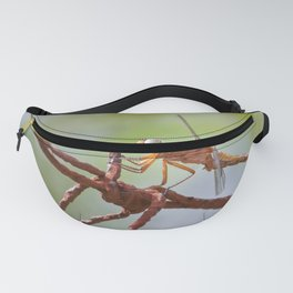 Nature in pastel shades Fanny Pack