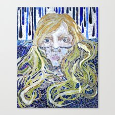 Drowned Canvas Print