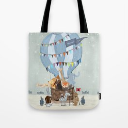 little adventure days Tote Bag