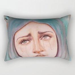Angustĭa Rectangular Pillow