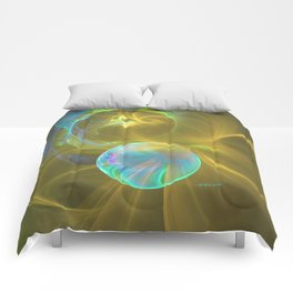 Eclipsing Spheres Comforters