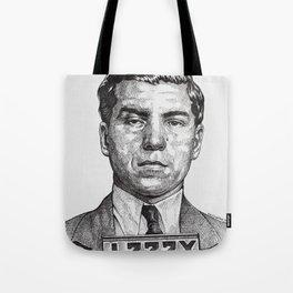 Lucky Crime Boss Tote Bag