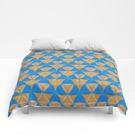 Magic Triad Pattern Comforters
