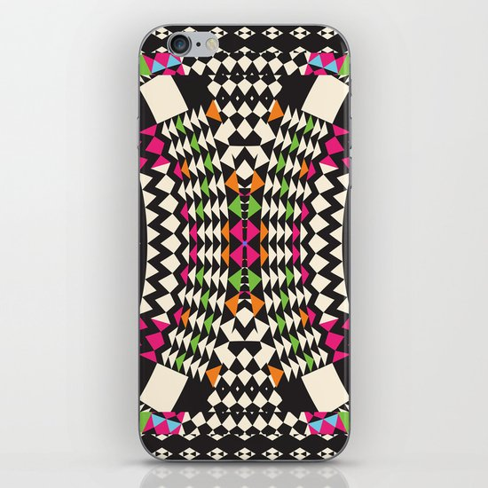 Far Out iPhone & iPod Skin