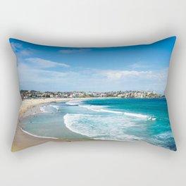 Coastal views - Sydney Beach Rectangular Pillow