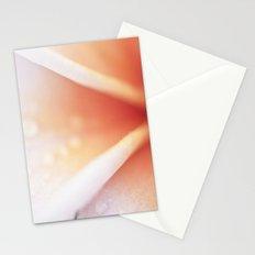 Plumeria Flower  Stationery Cards