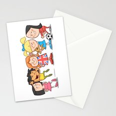 Spice Girls Kids Stationery Cards