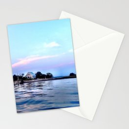 Drive by Shooting No.28 - Island Home - Betts Island Stationery Cards