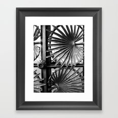 Barcelona Wall #7 Framed Art Print