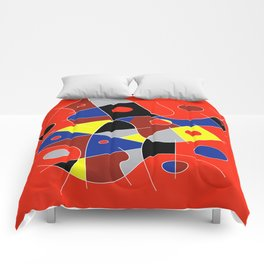 The Cellist Comforters