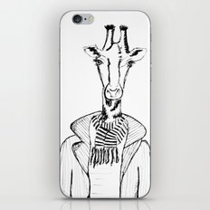 High Society iPhone & iPod Skin